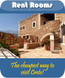 Rent rooms in Crete